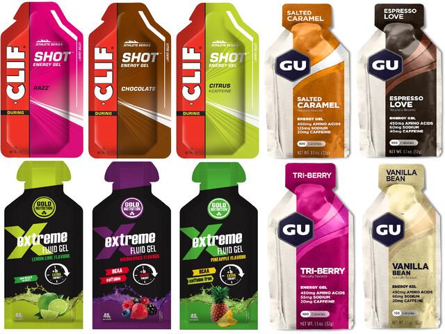 CLIF Bar Endurance Testpackage 6